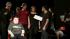 FIUGGI - I ragazzi diversamente abili, seguiti dalla Cooperativa H-Anno Zero, entusiasmano il pubblico del Teatro comunale con lo spettacolo ''Star per una notte''