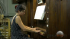 TREVI NEL LAZIO - La nota interprete della musica francese per organo barocco, Marina Tchebourkina, incanta il pubblico con la sua esibizione presso la Collegiata di S.Maria Assunta