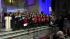 FIUGGI - Un Natale in musica con le melodie interpretate dalle corali della città riunite nella chiesa di San Pietro nel tradizionale concerto, riproposto in una breve sintesi