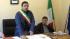 VALLEPIETRA - Nel giorno dell'insediamento ufficiale, il neo sindaco Flavio De Santis presenta la nuova amministrazione comunale e i progetti per il rilancio del paese