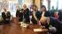 FIUGGI - Le associazioni d'arma A.N.F.I., Nastro Verde e Aeronautica Militare siglano il loro gemellaggio nella citta' termale in una due giorni di manifestazioni