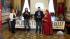 FIUGGI - SESTA EDIZONE DEL PREMIO NAZIONALE CRONACHE DEL MISTER0 - IL PREMIO A SIMONA GIROLAMI